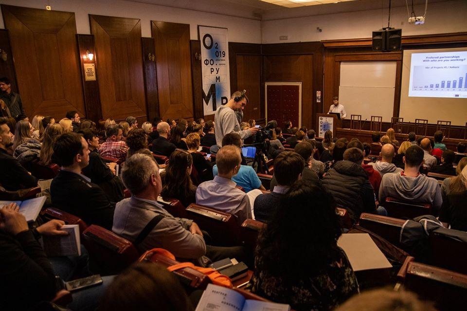 Aktivan novembar u Građanskom forumu: širimo mrežu poznanstava i delovanja